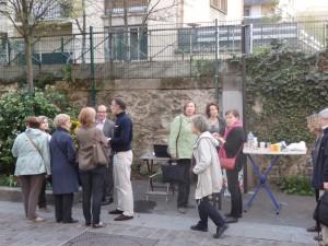 l'association a la rencontre des habitants avril 2015